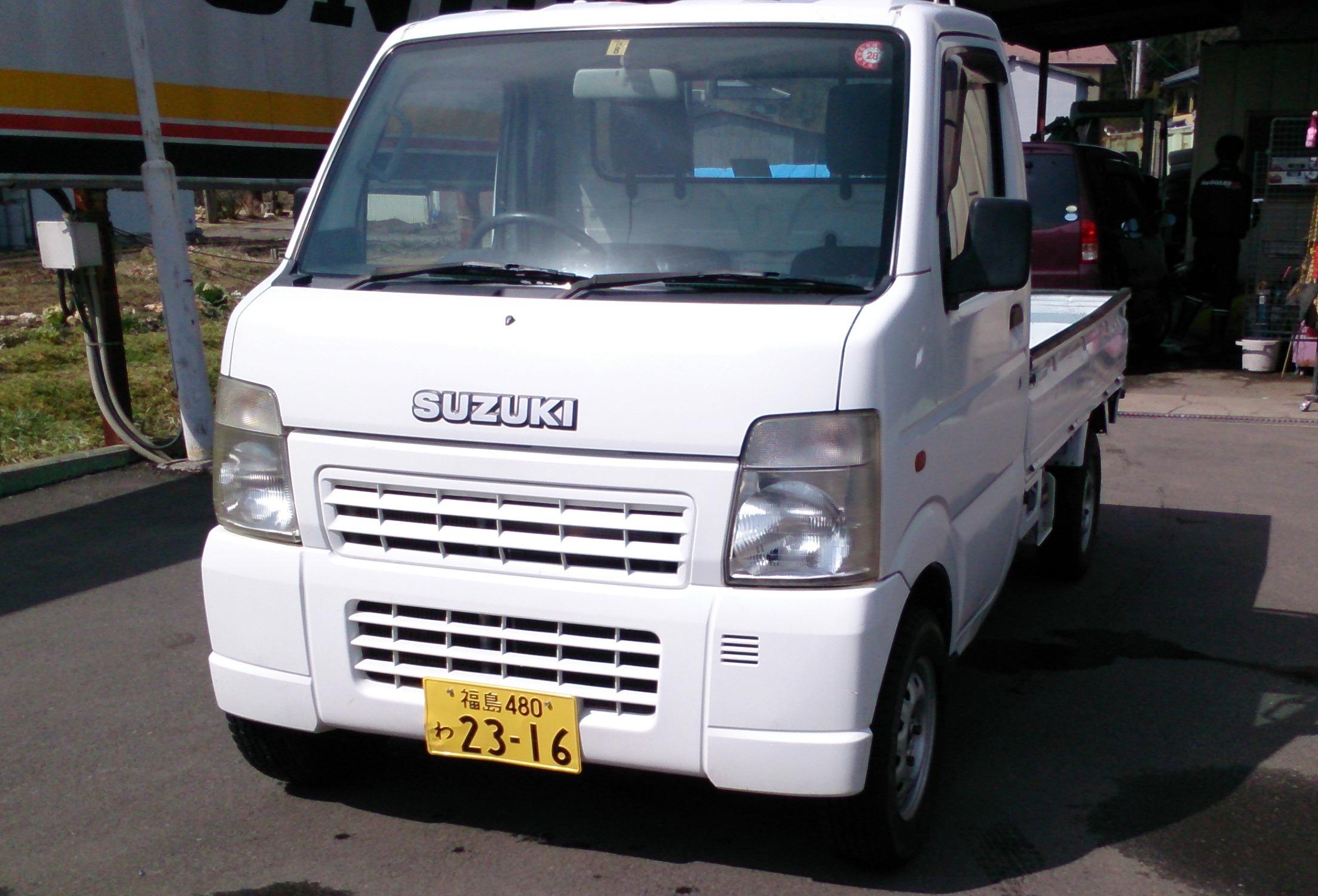 スズキ キャリィT 5MT車